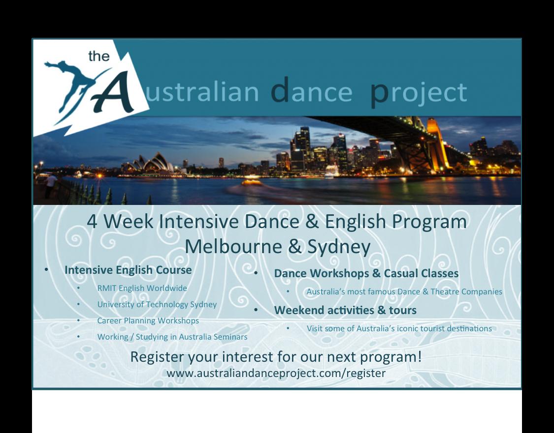 ADP Register your interest